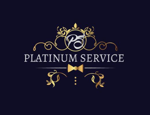 platinum service logo