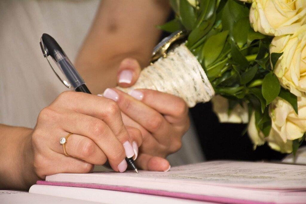 Dokumenty potrzebne do ślubu konkordatowego