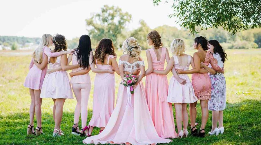 Druhny na ślubie – obowiązki i zadania druhny / drużby na weselu